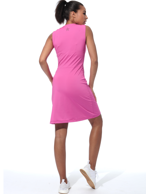 Dryness Kleid fuchsia